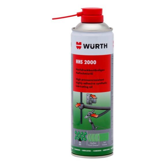 粘性润滑剂HHS2000®