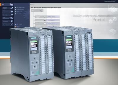 西门子ET200SP系列CPU模块(6ES7510-1DJ01-0AB0)