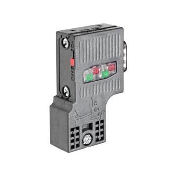 西门子/Siemens-PROFIBUS DP总线连接器(6ES7972-0BA12-0XA0)