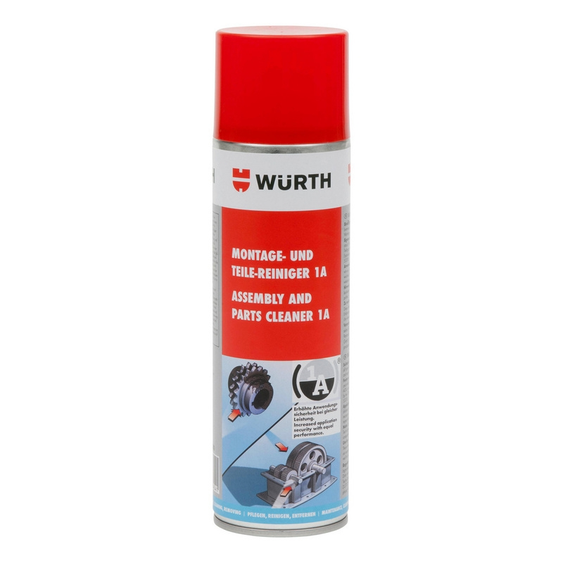 伍尔特 安全工业清洗剂 890106500