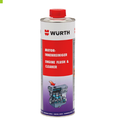 伍尔特 引擎通乐 发动机冲洗剂